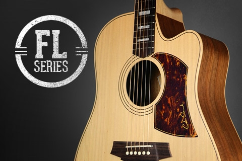 Fat Lady Series Dreadnought Guitars