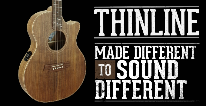 Introducing.. The Thinline series